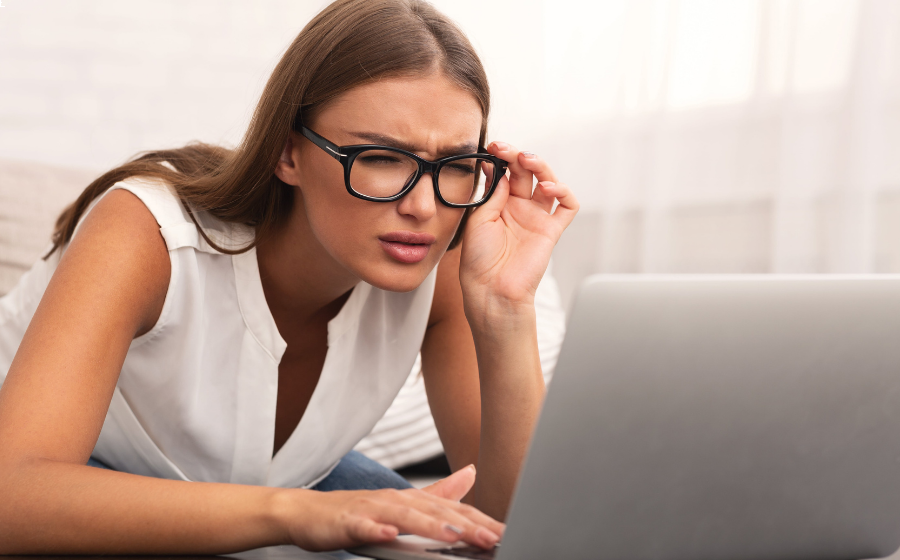 How To Minimize Eye Strain With Increased Computer Use
